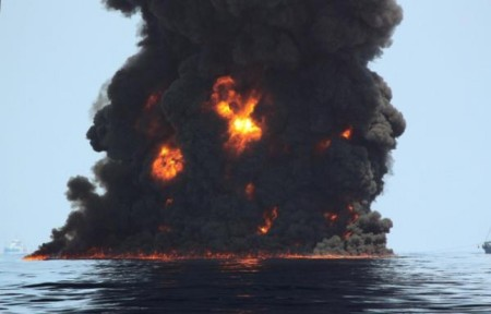 BP burning platform