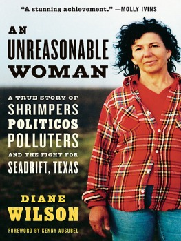 Diane Wilson book jacket