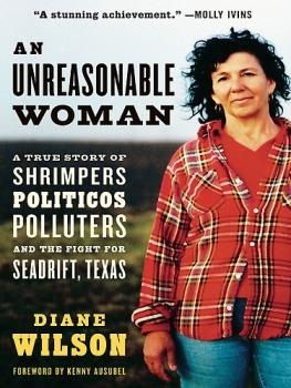Diane Wilson book jacket