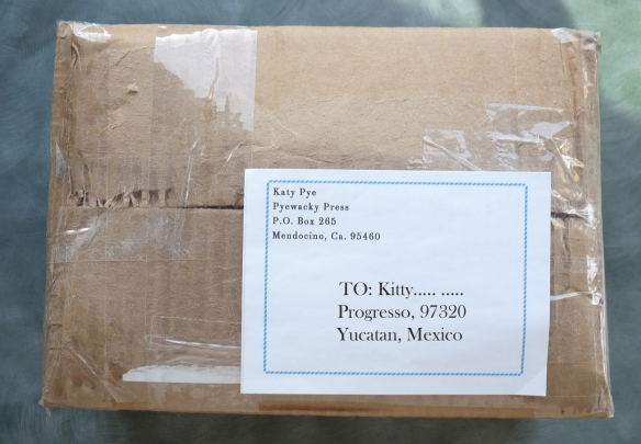 Package to Kitty 60650