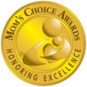 Elizabeth's Landing Mom's Choice Award: Gold Young Adult Fiction