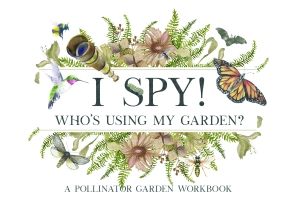 I Spy! Who's Using My Garden: A Pollinator Garden Workbook